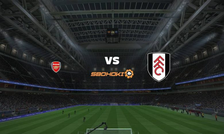 Live Streaming  Arsenal vs Fulham 18 April 2021 1