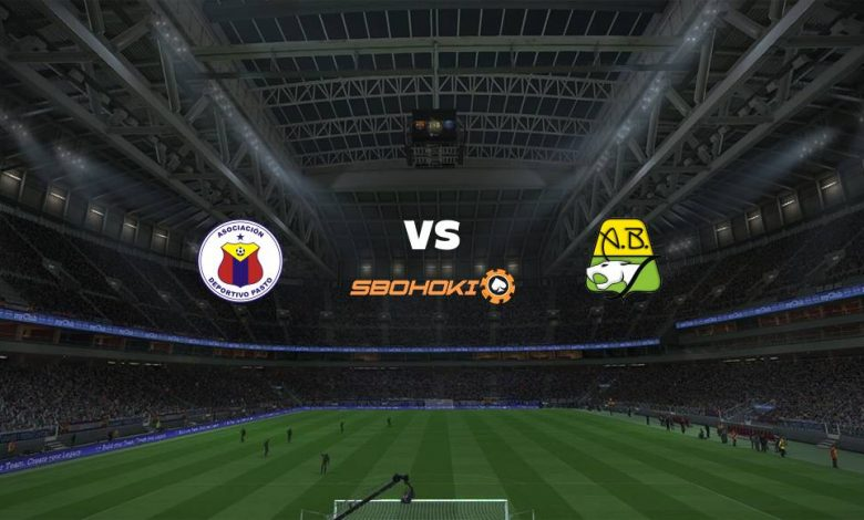 Live Streaming Deportivo Pasto vs Bucaramanga 16 April 2021 1