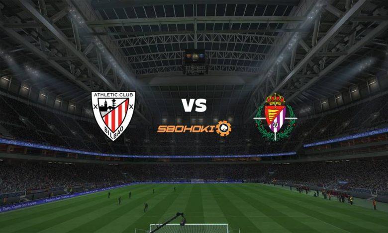 Live Streaming Athletic Bilbao vs Valladolid 28 April 2021 1