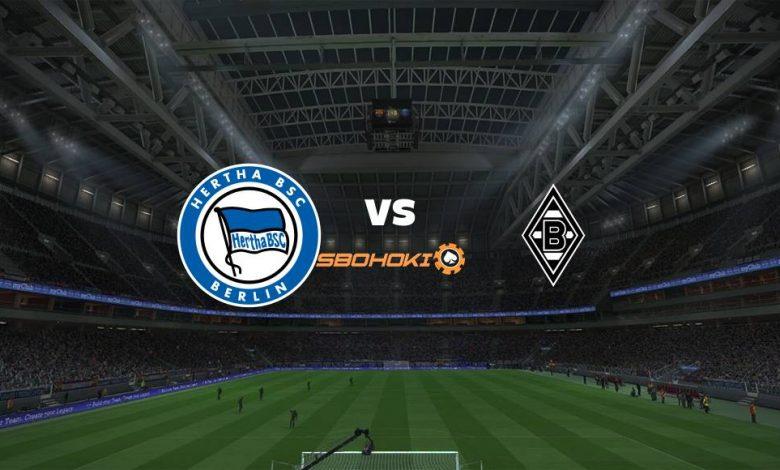 Live Streaming Hertha Berlin vs M'gladbach 10 April 2021 1