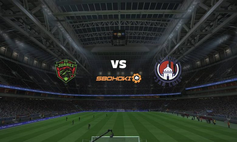 Live Streaming  FC Juarez vs Atlético San Luis 10 April 2021 1