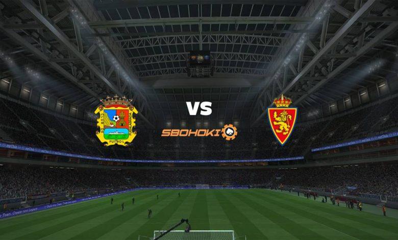 Live Streaming Fuenlabrada vs Real Zaragoza 5 April 2021 1