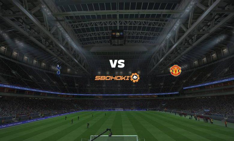 Live Streaming Tottenham Hotspur vs Manchester United 11 April 2021 1