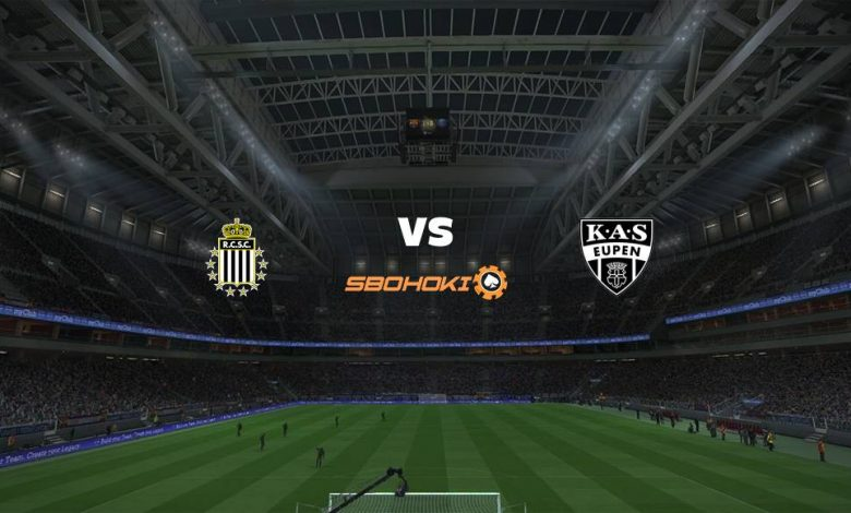 Live Streaming Royal Charleroi SC vs Eupen 15 April 2021 1