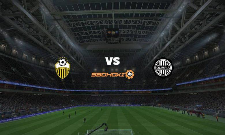 Live Streaming Deportivo Tchira vs Olimpia 20 April 2021 1