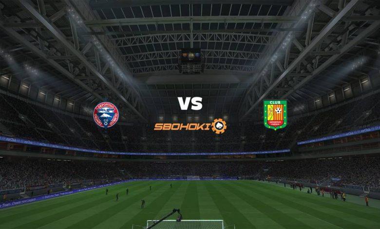 Live Streaming Olmedo vs Deportivo Cuenca 13 April 2021 1
