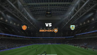 Photo of Live Streaming  Manchester United vs Burnley 18 April 2021