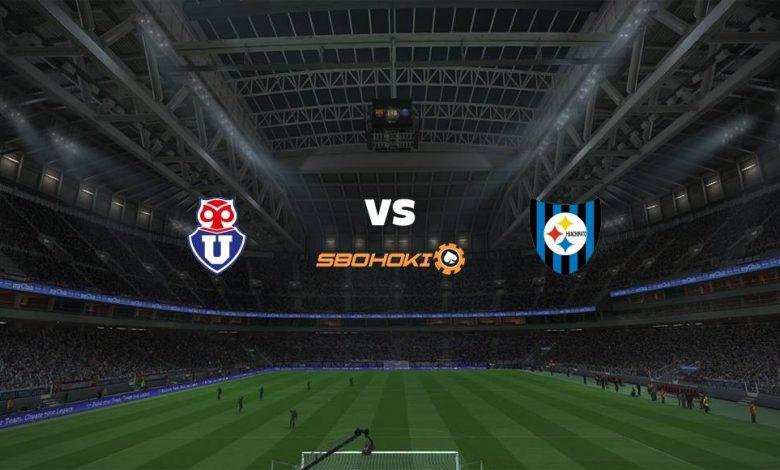 Live Streaming Universidad de Chile vs Huachipato 3 April 2021 1