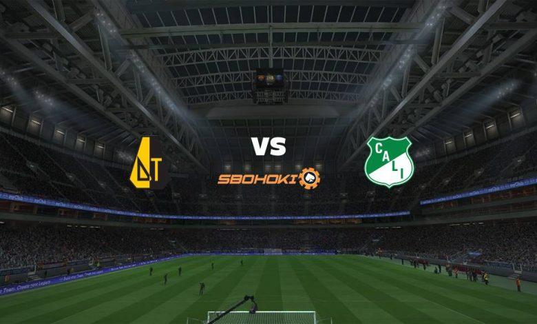 Live Streaming Deportes Tolima vs Deportivo Cali 25 April 2021 1