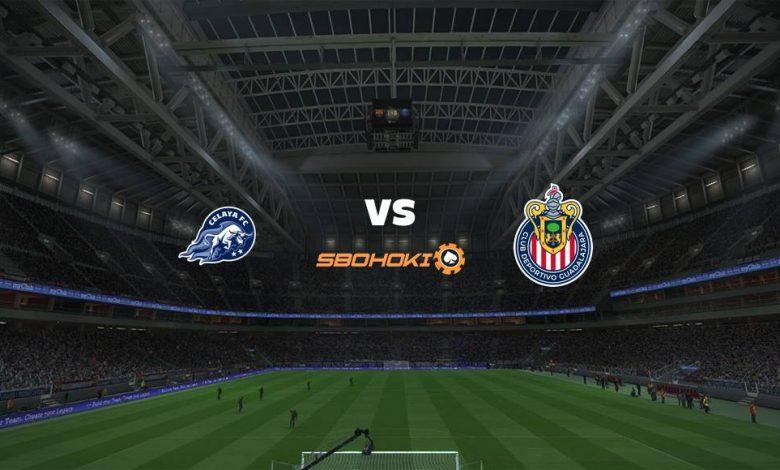 Live Streaming Celaya vs Tapato 16 April 2021 1
