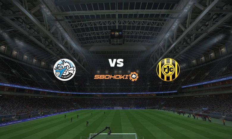 Live Streaming FC Den Bosch vs Roda JC Kerkrade 23 April 2021 1