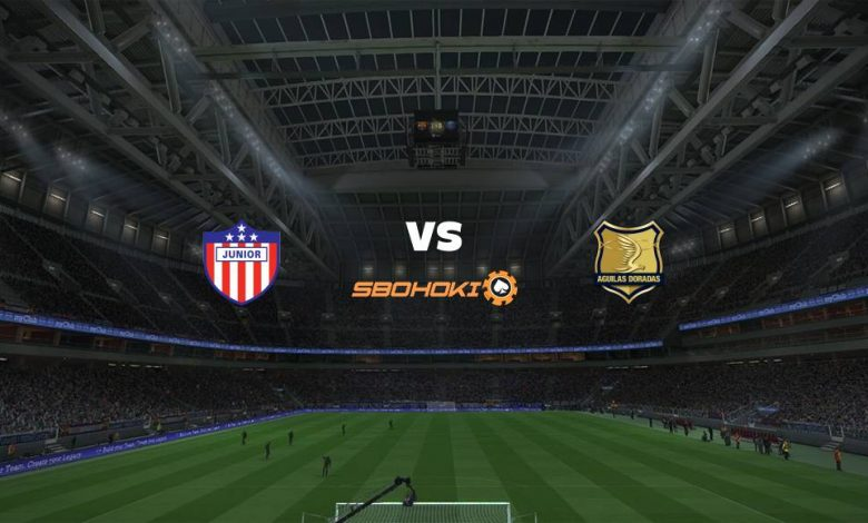 Live Streaming Atltico Junior vs Rionegro guilas 5 April 2021 1