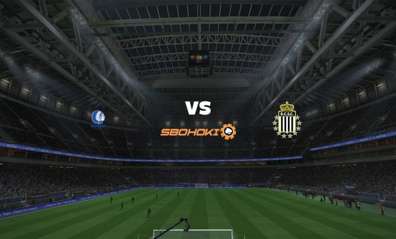 Live Streaming KAA Gent vs Royal Charleroi SC 10 April 2021 1