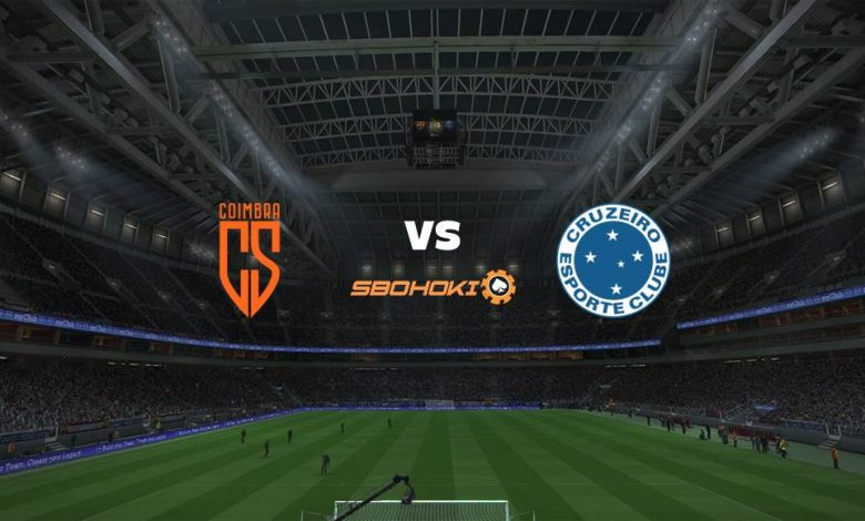 Live Streaming Coimbra vs Cruzeiro 7 April 2021 1