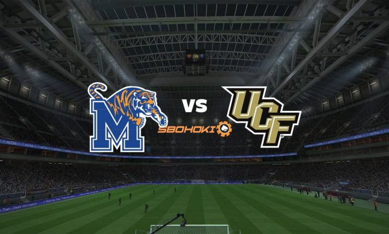 Live Streaming Memphis vs UCF 10 April 2021 1