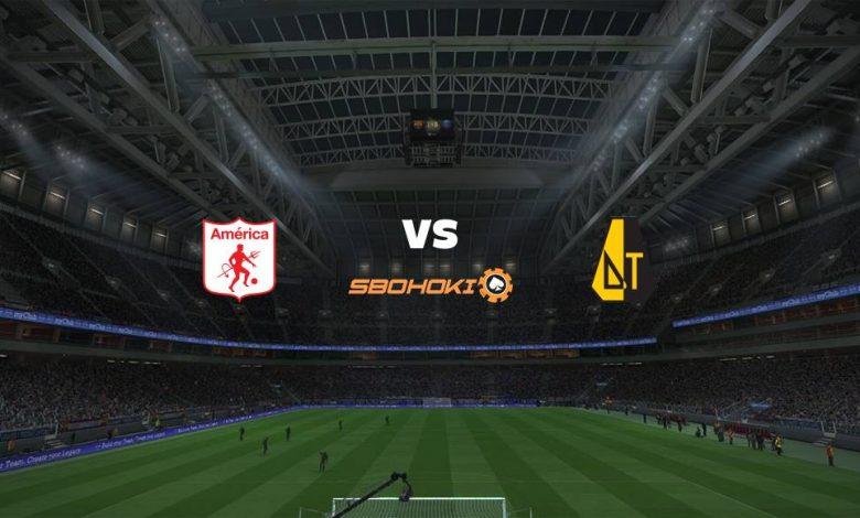 Live Streaming Amrica de Cali vs Deportes Tolima 18 April 2021 1