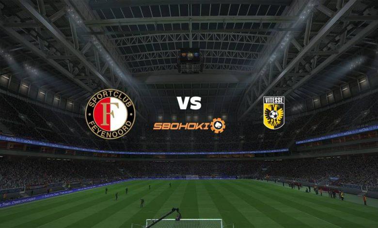 Live Streaming Feyenoord vs Vitesse 25 April 2021 1