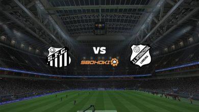Photo of Live Streaming  Santos vs Inter de Limeira 18 April 2021