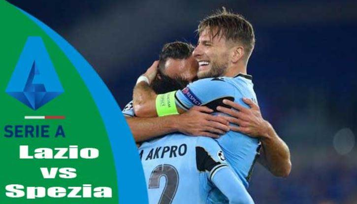 Statistik Lazio vs Spezia, Match Seru Liga Italia Matchday 29 1