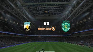 Photo of Live Streaming  SC Farense vs Sporting CP 16 April 2021
