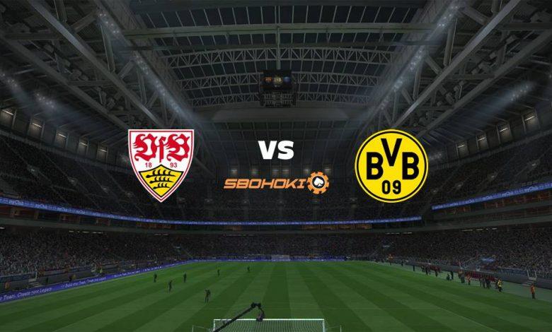 Live Streaming Stuttgart vs Borussia Dortmund 10 April 2021 1