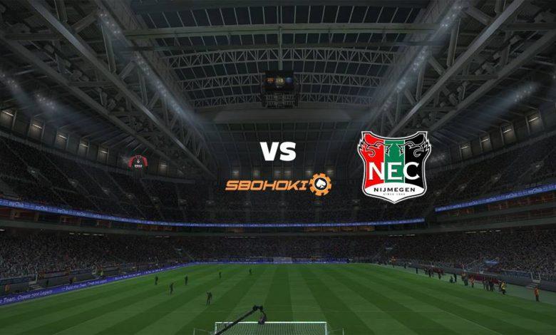 Live Streaming Excelsior vs NEC Nijmegen 9 April 2021 1