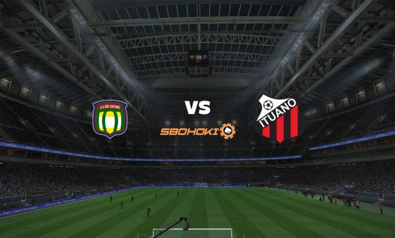 Live Streaming So Caetano vs Ituano 28 April 2021 1