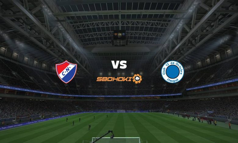 Live Streaming Nacional vs 12 de Octubre 6 April 2021 1