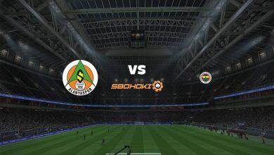 Photo of Live Streaming  Alanyaspor vs Fenerbahce 29 April 2021