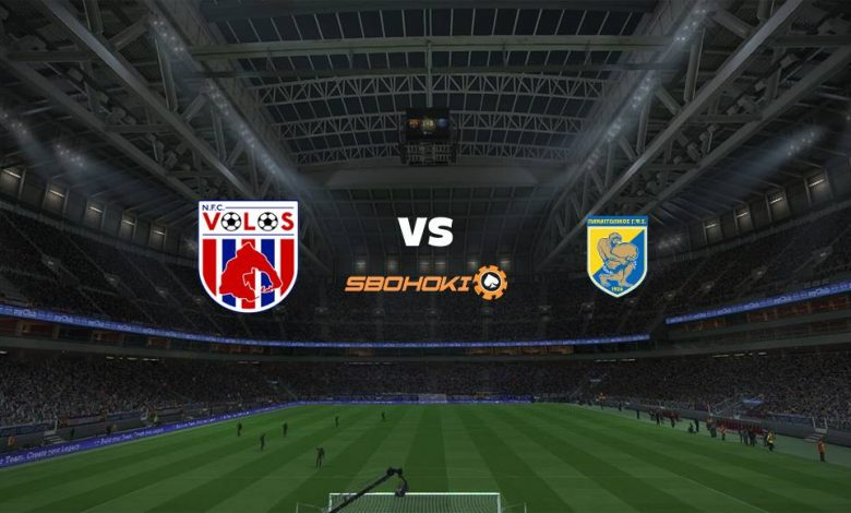 Live Streaming Volos NFC vs Panetolikos 10 April 2021 1