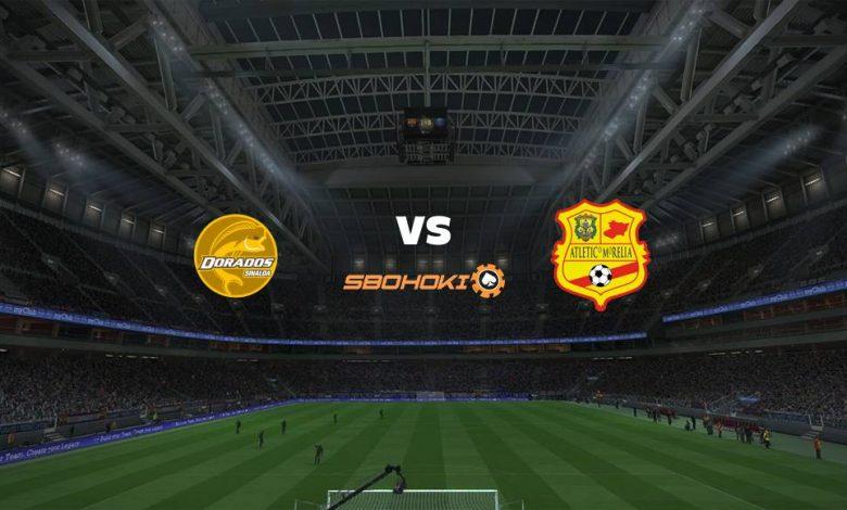 Live Streaming Dorados de Sinaloa vs Atltico Morelia 8 April 2021 1