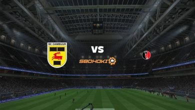 Photo of Live Streaming  SC Cambuur vs Helmond Sport 16 April 2021