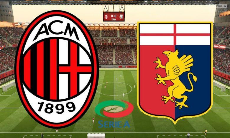 Mau Tonton Live Streaming AC Milan vs Genoa? Simak Disini 1