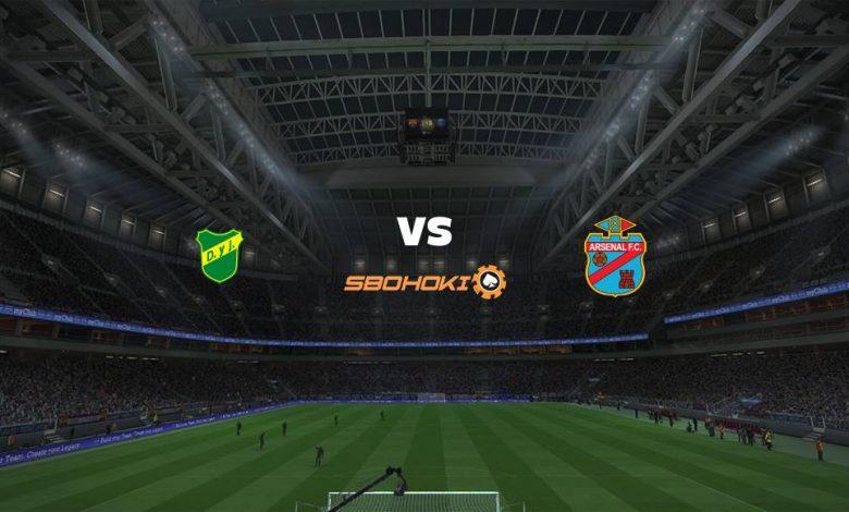 Live Streaming Defensa y Justicia vs Arsenal de Sarand 24 April 2021 1