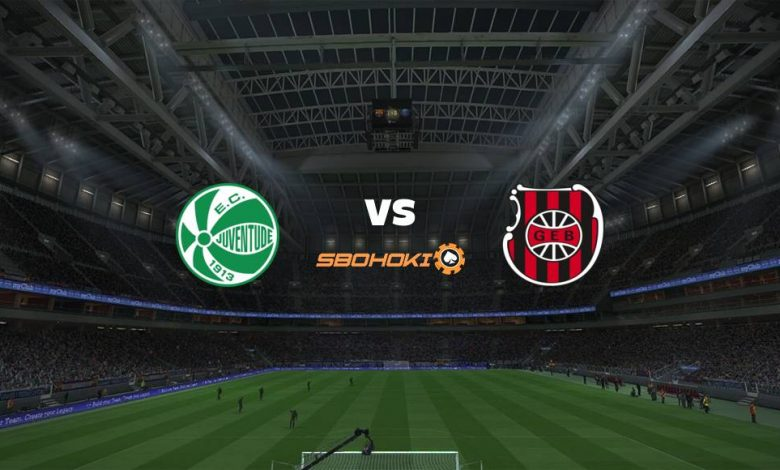 Live Streaming Juventude vs Brasil de Pelotas 25 April 2021 1