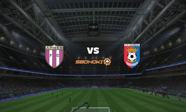 Live Streaming FC Arges vs Chindia Targoviste 21 April 2021 1