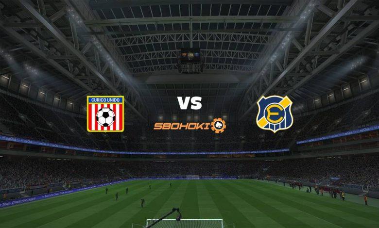 Live Streaming Curic Unido vs Everton CD 24 April 2021 1