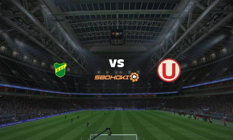 Live Streaming Defensa y Justicia vs Universitario 28 April 2021 1