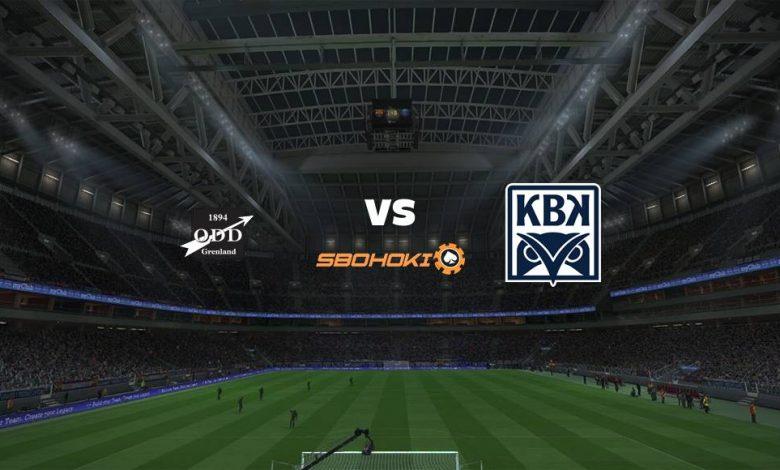Live Streaming Odds BK vs Kristiansund BK (PPD) 18 April 2021 1