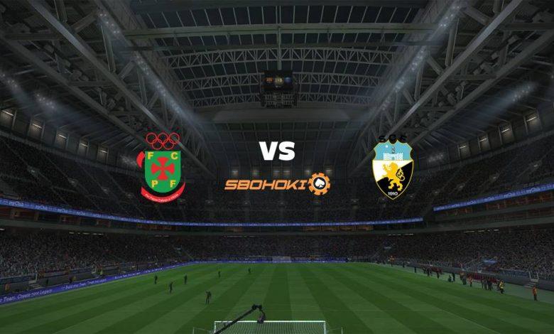 Live Streaming Paos de Ferreira vs SC Farense 20 April 2021 1