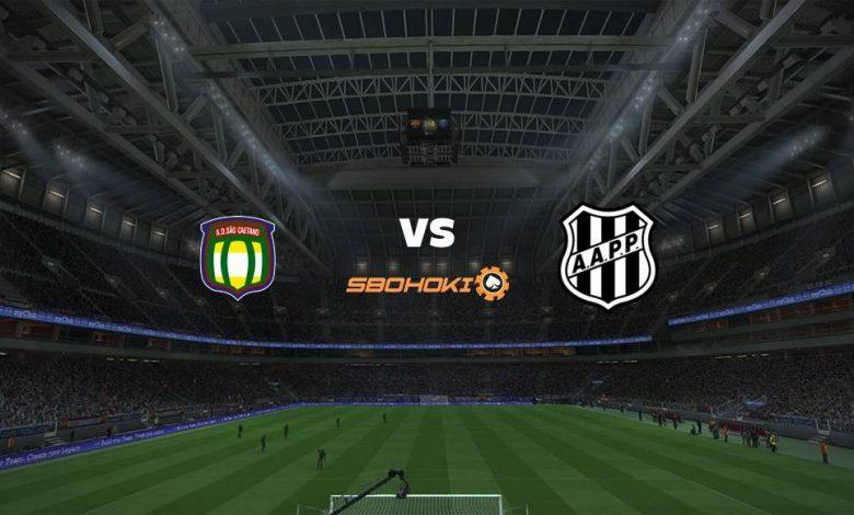 Live Streaming So Caetano vs Ponte Preta 23 April 2021 1