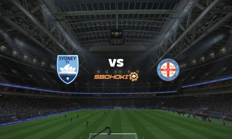 Live Streaming  Sydney FC vs Melbourne City FC 10 April 2021 1