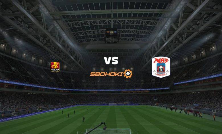 Live Streaming FC Nordsjaelland vs AGF Aarhus 4 April 2021 1