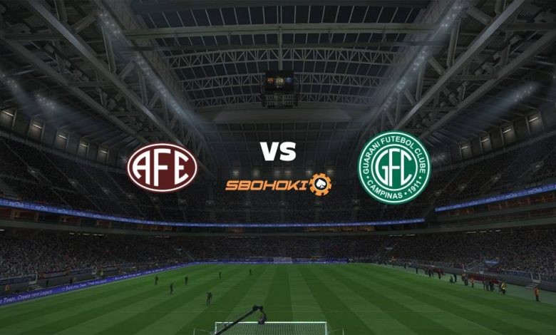 Live Streaming Ferroviria vs Guarani 20 April 2021 1
