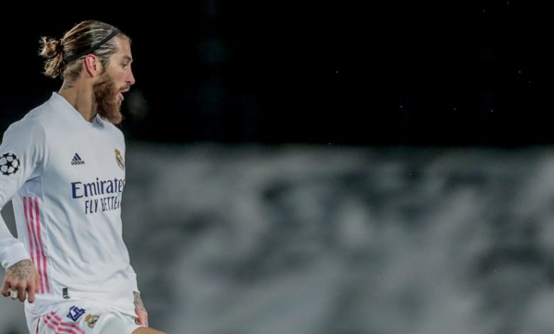 Sergio Ramos Cedera Jelang Lawan Liverpool dan Barcelona, Zinedine Zidane Frustrasi 1