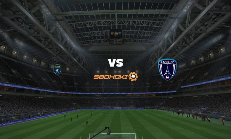 Live Streaming Sochaux vs Paris FC 3 April 2021 1
