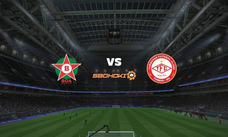 Live Streaming Boa Esporte vs Tombense 14 April 2021 1