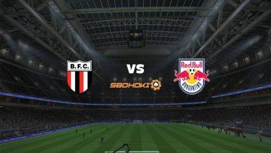 Photo of Live Streaming  Botafogo SP vs Red Bull Bragantino 25 April 2021