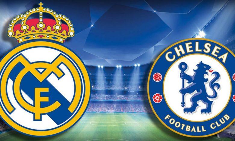 Prediksi Bola Real Madrid vs Chelsea 28 April 2021 1