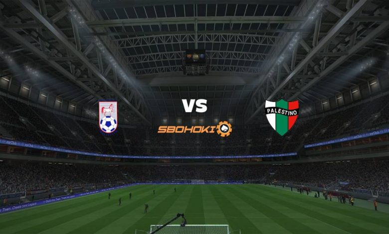 Live Streaming  Melipilla vs Palestino 16 April 2021 1